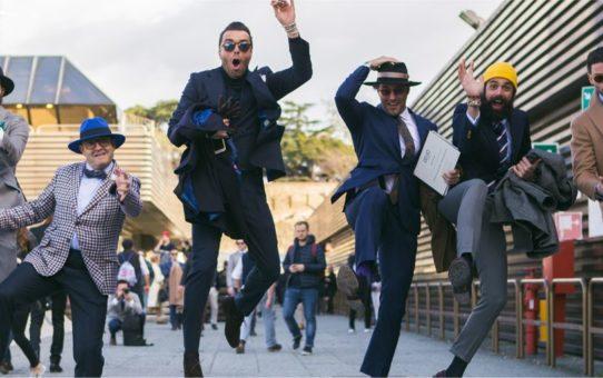 Ярмарка мужской моды Pitti Uomo во Флоренции