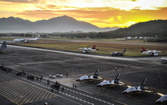 Международная морская и аэрокосмическая выставка Лангкави ( LIMA )