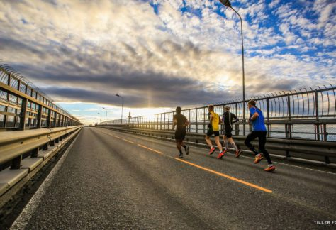 Midnight Sun Marathon 1