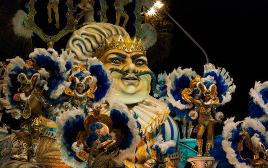 Карнавал страны в Гуалегуайчу, Аргентина