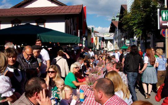 Фестиваль кнедлей в Австрии