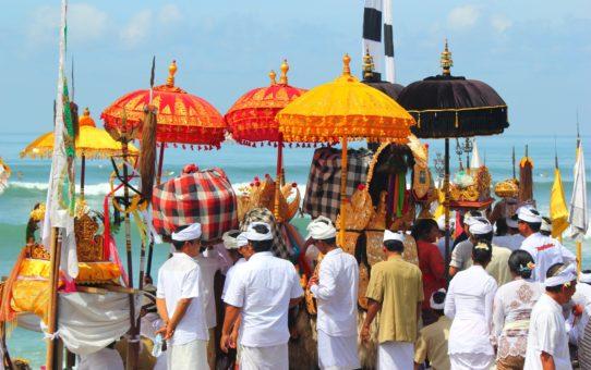 Галунган и Кунинган на Бали
