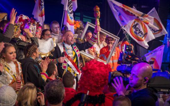 Карнавал Aalst в Бельгии