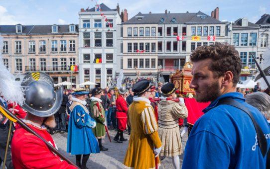 Карнавал Дюкасс де Монс (Дуду) в Бельгии