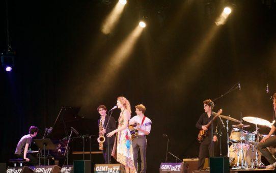 Джазовый фестиваль в Бельгии