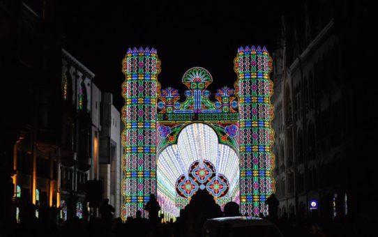 Гентский фестиваль Света в Бельгии