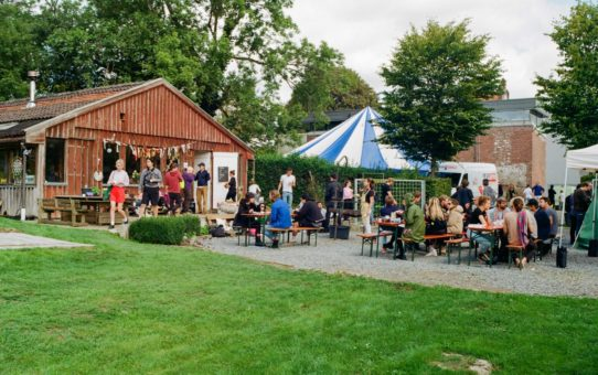 Фестиваль Meakusma в Бельгии
