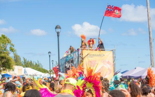 Бермудские острова Карнавал