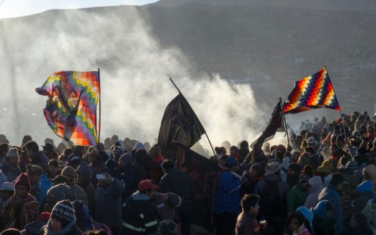 Инти Райми или Новый год аймара в Боливии
