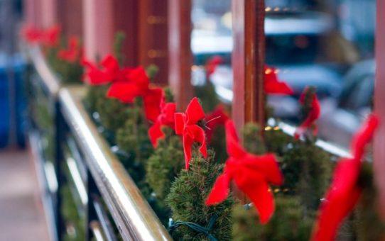 Рождественские рынки в Бостоне
