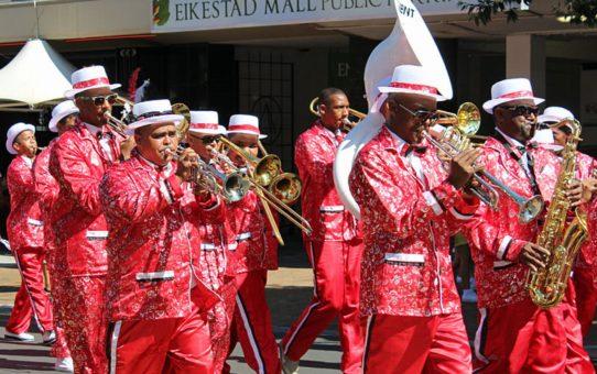Карнавал менестрелей Кейптауна