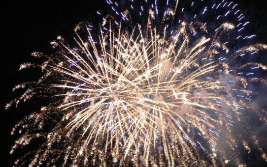 День независимости США 4 июля в Чикаго