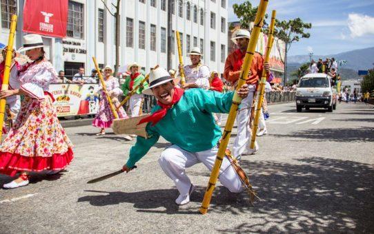 Ярмарка Манисалес в Колумбии