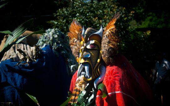Фестиваль Diablitos в Коста-Рике