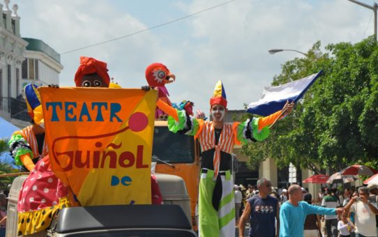 Ромериас де Майо на Кубе