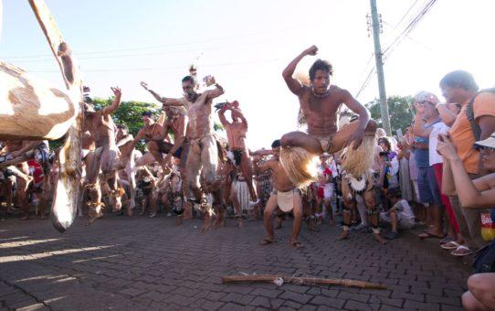 Тапати Рапа Нуи на Острове Пасхи
