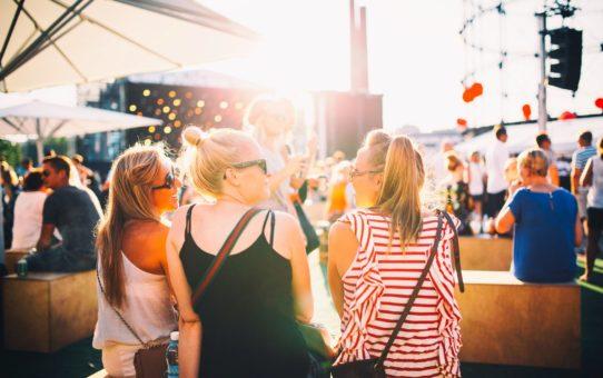 Фестиваль Flow в Финляндии
