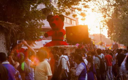 Карнавал на Гоа