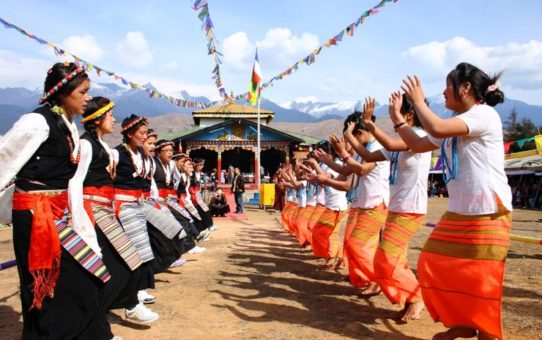 Лосар или Новый год в Индии