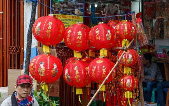 Китайский Новый год в Индонезии