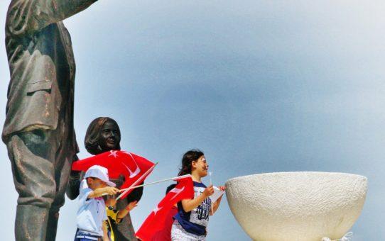 День независимости и День детей в Стамбуле