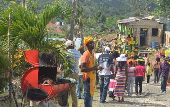 Фестиваль Accompong Maroon на Ямайке