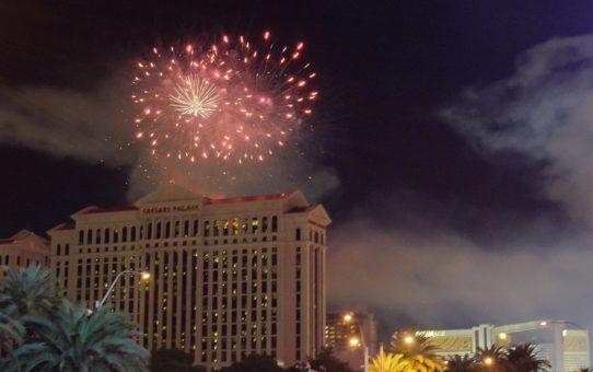 Америки вечеринка: Новый год в Лас-Вегас