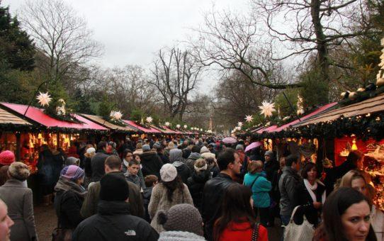 Рождественские рынки в Лондоне