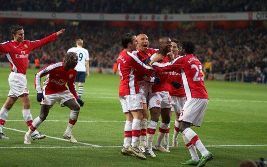 Футбольная премьер-лига в Лондоне