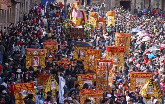 Святой понедельник в Мачу-Пикчу и Куско
