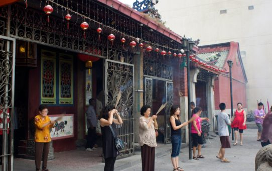 Китайский Новый год в Малайзии