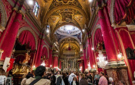 Праздник кораблекрушения Святого Павла на Мальте