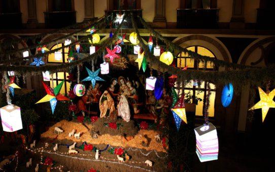Рождество (Navidad) в Мексике