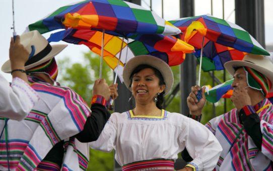 Синко де Майо Торжества в Мексике