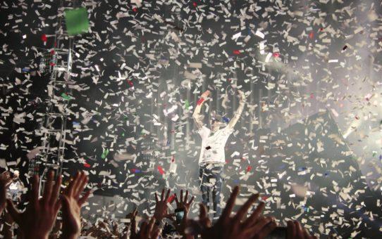 Музыкальный фестиваль Ultra Music в Майами