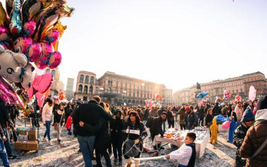 Карнавал Ambrosian в Милане