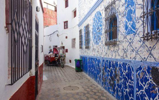 Культурный муссем Асила (фестиваль искусств Асила) в Марокко