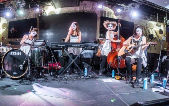 Музыкальный фестиваль globalFEST в Нью-Йорке