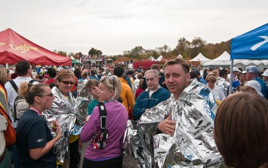 Международный марафон Ниагарского водопада