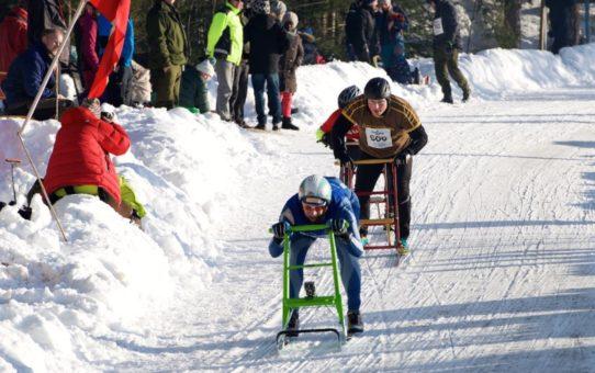 Чемпионат мира по кикклингу в Норвегии
