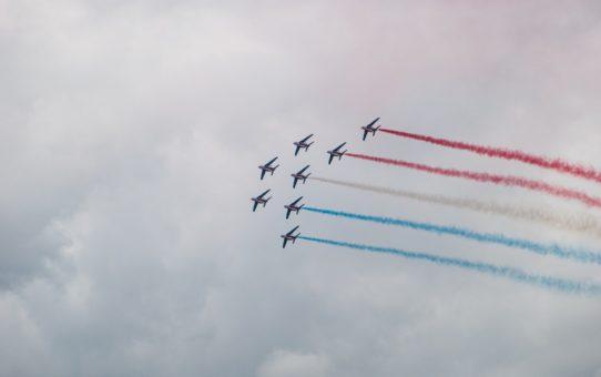 Международный Парижский Авиасалон Ле Бурже