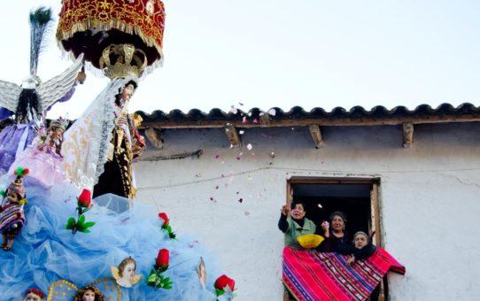 Фестиваль Паукартамбо в Перу