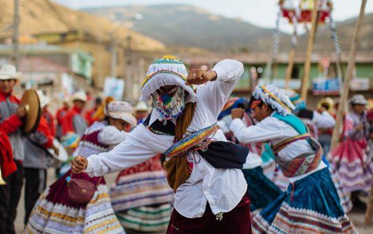 Витити танец в Перу