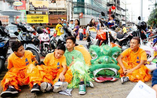 Китайский Новый год на Филиппинах