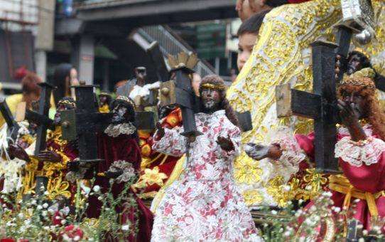 Праздник Черного Назарянина на Филиппинах