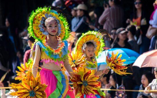 Фестиваль Панагбенга на Филиппинах