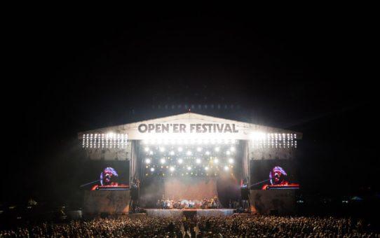 Фестиваль Open'er в Польше
