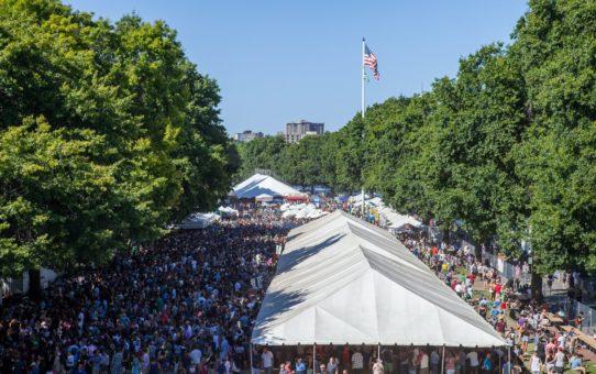 Фестиваль крафтового пива в Портленде