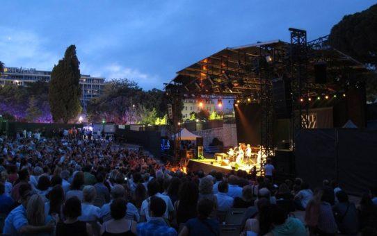 Джазовый фестиваль в Ницце в Провансе и Французской Ривьере