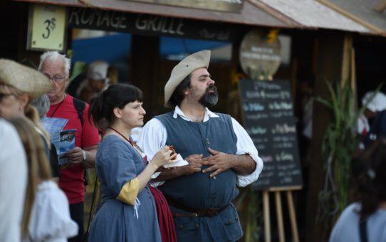 Фестиваль Новой Франции в Квебеке